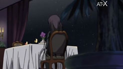 Makoto decides he likes fancy restaurants better