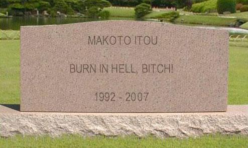 Makoto Tombstone