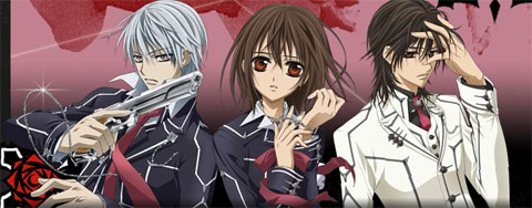 Vampire Knight preview