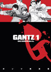 Gantz Manga Volume 1