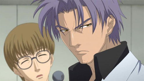 I'll kill you! Erm, at shogi I mean.