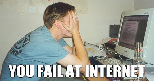 Bandai fails at the internet