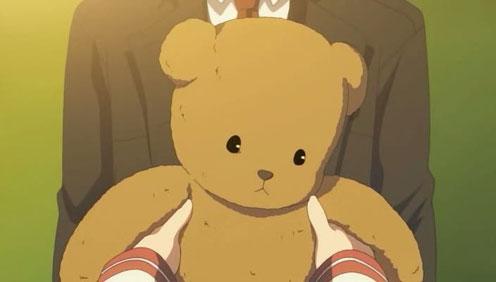 Kotomi's Traveling Bear
