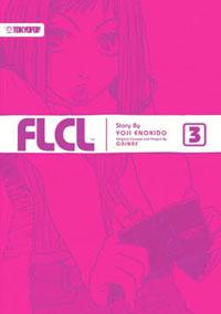 FLCL Manga Volume 3
