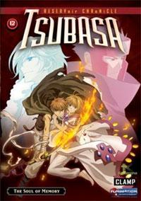 Tsubasa DVD 12