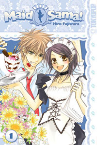 Maid Sama Manga Volume 1