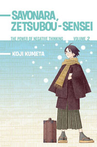 Sayonara Zetsubou Sensei Manga Volume 2