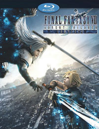 Final Fantasy VII: Advent Children Blu-Ray