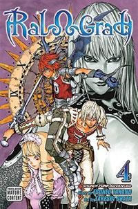 Ral Gard Manga Volume 4