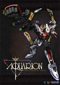 Aquarion DVD Box Set