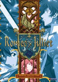 Romeo x Juliet DVD Set #1