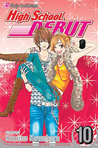 High School Debut Manga Volume 10