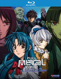 Full Metal Panic: The Second Ray Blu-Ray Box Set