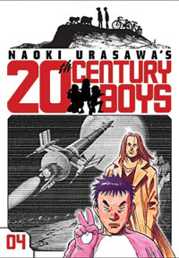 20th Century Boys Manga Volume 4