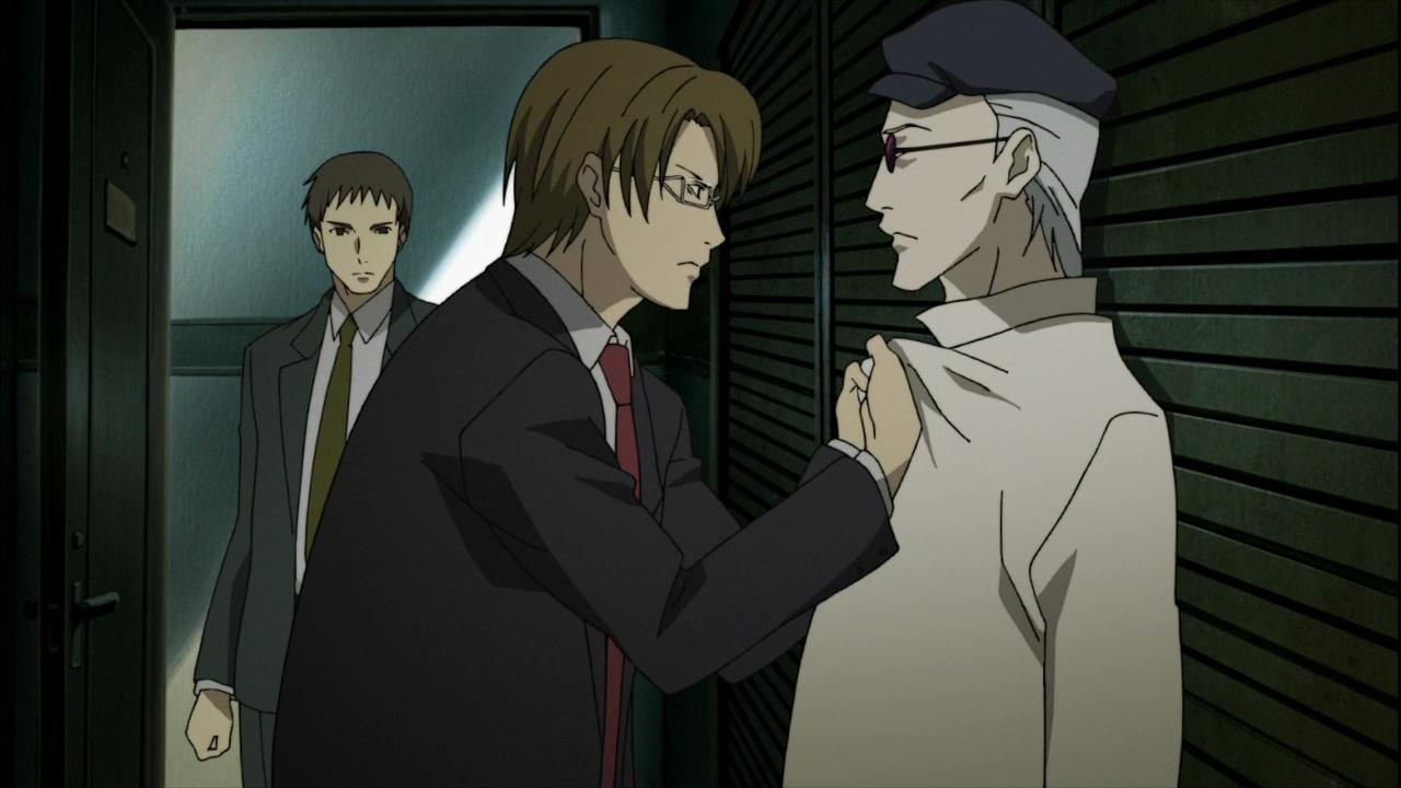 Phantom Requiem For The Phantom Episode 23 Joshs Anime Blog