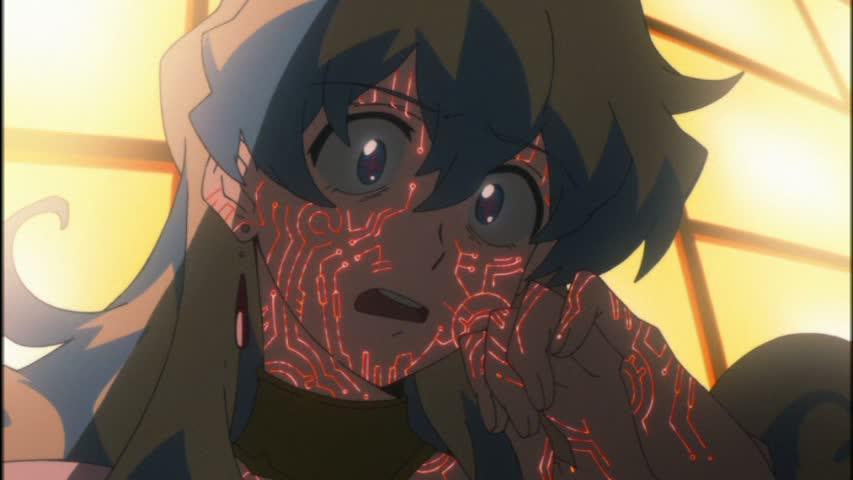 Gurren Lagann: DVD 4 (Episodes 15 – 18) – Josh's Anime Blog