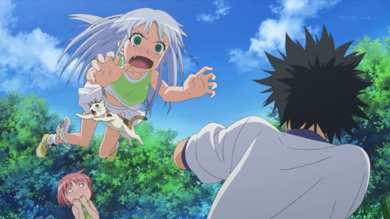 A certain magical index joshs anime blog there is so much wrong here its almost hard to know where to begin ccuart Gallery