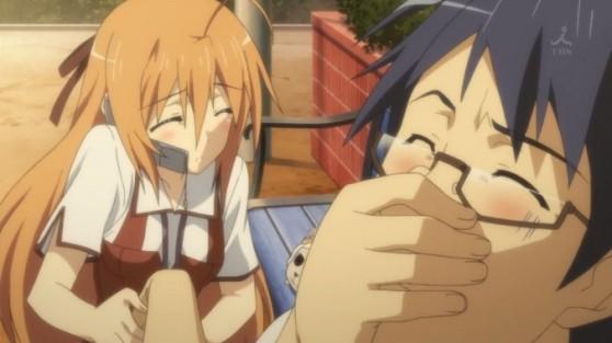 Kanade seems to be nice..but still sadistic