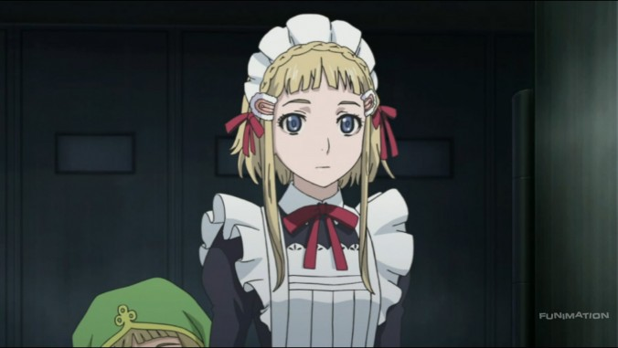 Millia leads the glorious Maid Empire